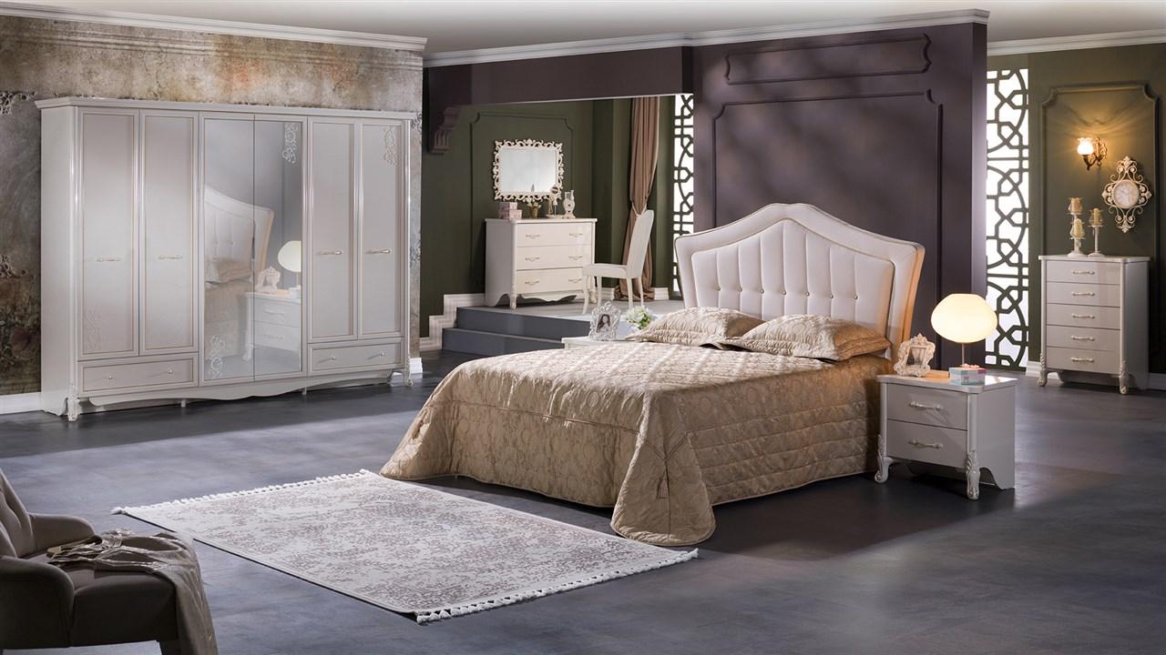 Lisbon yatak odas tak m ko lar ar elik bellona for Mobilya yatak odasi